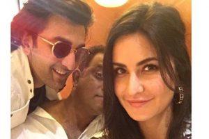 "Ranbir Kapoor, Katrina Kaif mark their 'Musical' debut with ""Galti se Mistake"""