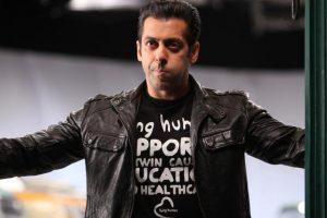 Salman Khan wants open defecation-free Mumbai