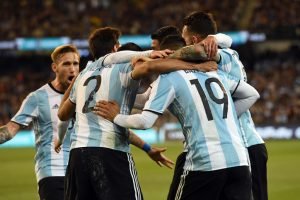 Jorge Sampaoli's Argentina edge Brazil in Superclasico Down Under