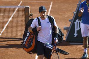 Andy Murray vows to turn Paris trauma into Wimbledon glory