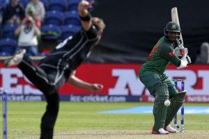 CT 2017: Shakib, Mahmudullah inspire Bangladesh to 5-wicket win over NZ