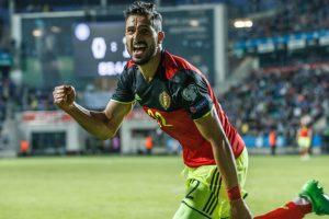 Belgium beat Estonia 2-0 in 2018 World Cup qualifiers