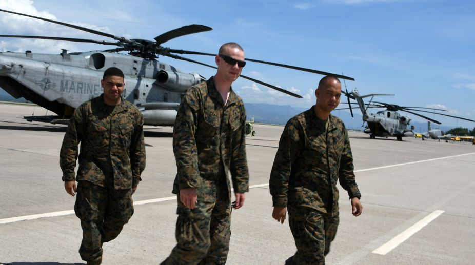 US forces, Benghazi attack, Benghazi attack suspect, US Navy ship, US President, Donald Trump
