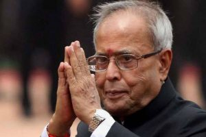 I am creation of this Parliament, says President Pranab Mukherjee in farewell speech