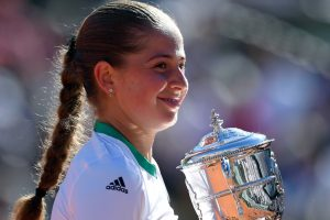 I thought grass courts were for football, says French Open champ Ostapenko