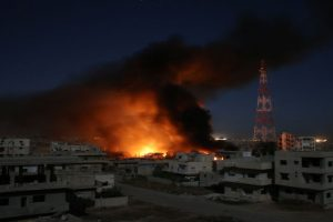 79 killed in Syria IS offensive