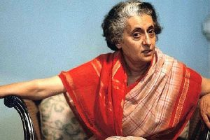 Indira's panel on cow slaughter ban having Golwalkar never gave its report