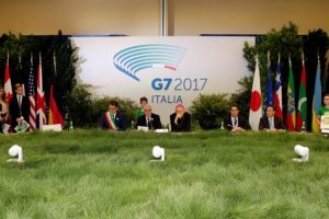 No sign of healing in G7 climate change rift