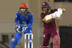 West Indies stumble to low target to level Afghanistan series