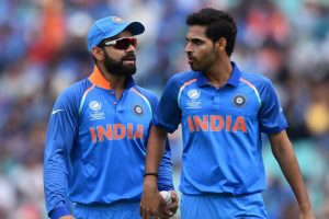 2nd ODI: Bhuvneshwar strikes early to ignite hopes at Eden
