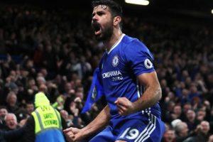 Spanish striker Diego Costa awaits Chelsea's final call