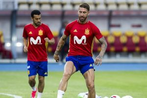 One win will qualify Spain for 2018 World Cup finals: Sergio Ramos