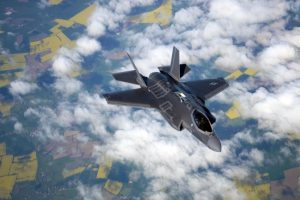 Dozens of F-35 fighters grounded after oxygen problem
