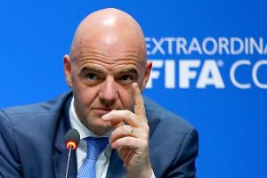 Xi Jinping to meet FIFA boss as China harbours World Cup ambition