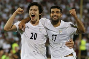 Iran book ticket to 2018 FIFA World Cup