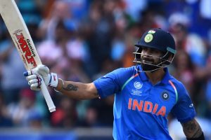 Virat Kohli says fans want India vs England in Champions Trophy final