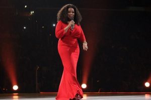 Oprah Winfrey Googled herself, and was impressed