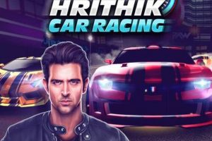Hrithik Roshan features in car-racing game!