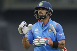 Virat Kohli tops ICC ODI batting chart, Shikhar Dhawan in top-10