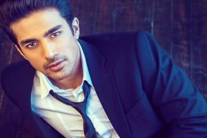 Saqib shoots short film for Father's Day