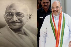 BJP trying to deconstruct Mahatma's ideology: Congress