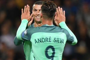 Wanted Cristiano Ronaldo's nickname when I was a kid: Andre Silva