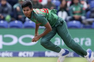 Mustafizur Rahman on target for Australia: Courtney Walsh