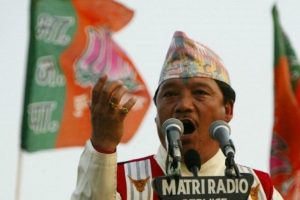 Centre must ensure security of Gurung for talks: GJM