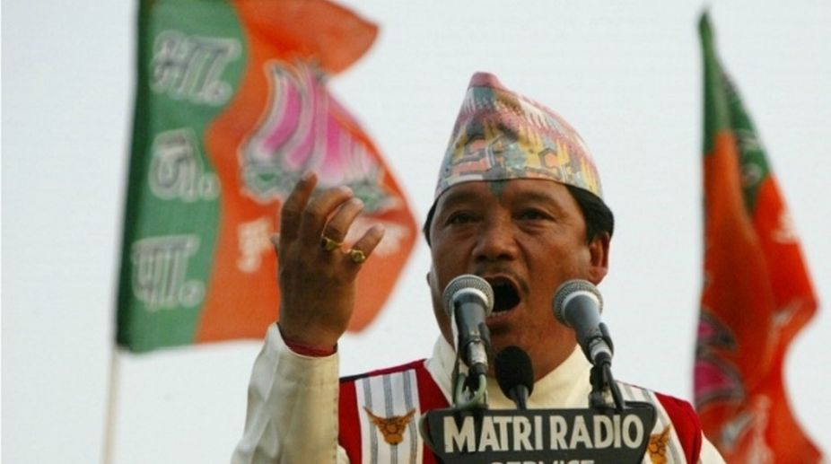Bengal BJP, fake cases, Bimal Gurung, GJM Leader