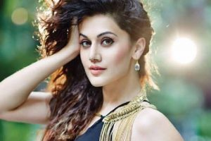 Taapsee Pannu starts shooting for 'Judwaa 2' in Mumbai