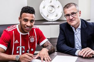 Bayern Munich sign France international Corentin Tolisso