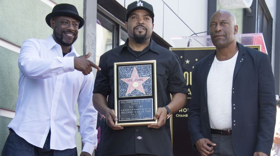Ice Cube S High Profile Friends Rapper Wc And Director John