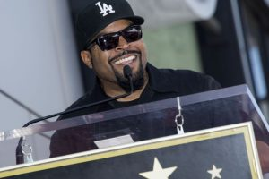 Rapper Ice Cube honoured with star at Hollywood Walk of Fame