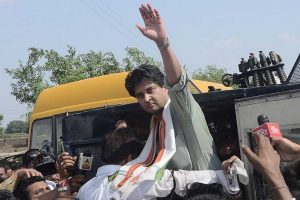 If BJP-ruled Maharashtra, UP can give waiver, why can't MP: Scindia