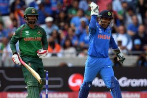 Champions Trophy semi-final 2: Tamim, Rahim power Bangladesh to 264/7 against India