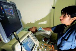New ultrasound 'drill' targets deep vein blood clots