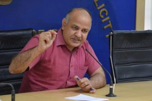 CBI records Sisodia's statement in media campaign case, AAP cries foul