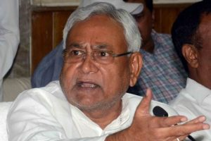 Guilty will not be spared: Nitish on toilet scam