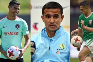 10 heavyweights to watch out for at Confederations Cup 2017