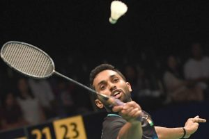 Indonesia Open: Kazumasa Sakai halts HS Prannoy's dream run in semis