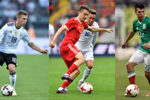 Confederations Cup 2017: Hot-shots to watch out for