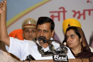 BJP has told SC it won't implement Swaminathan report: Kejriwal