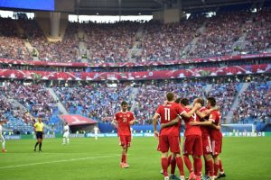 Confederation Cup 2017: Russia beat New Zealand 2-0 in opener