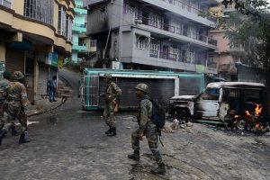 Darjeeling incident-free on 28th day of strike