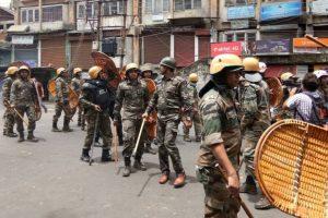 Cop dies as police, GJM supporters clash in Darjeeling