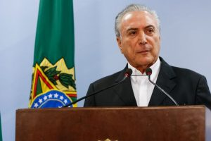Brazil's Temer congratulates team on first 2018 World Cup victory
