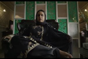 Celebrities praise Shraddha's 'intense' look in 'Haseena' teaser