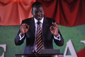 Kenya's Paul Tergat calls for recognition of sporting heroes