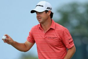 Golfer Brian Harman leads US Open going into final day