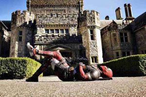 Ryan Reynolds builds up buzz for 'Deadpool 2'